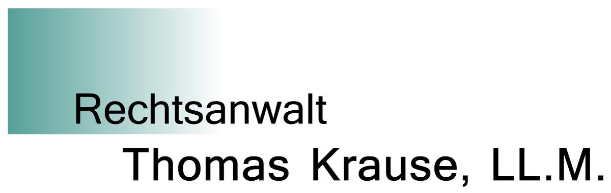Rechtsanwalt Krause Logo